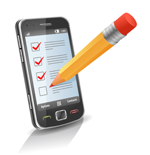 ... utilizing the power of SMS surveys to collect client feedback